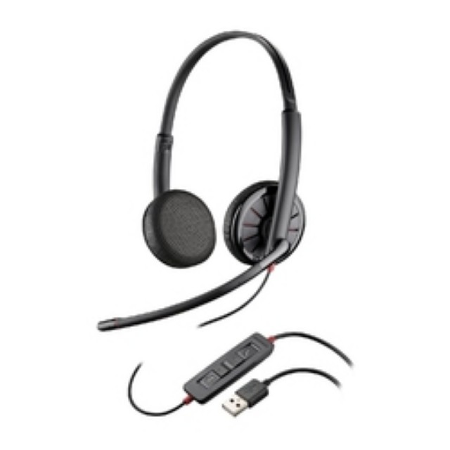 Plantronics Blackwire C320  - USB гарнитура