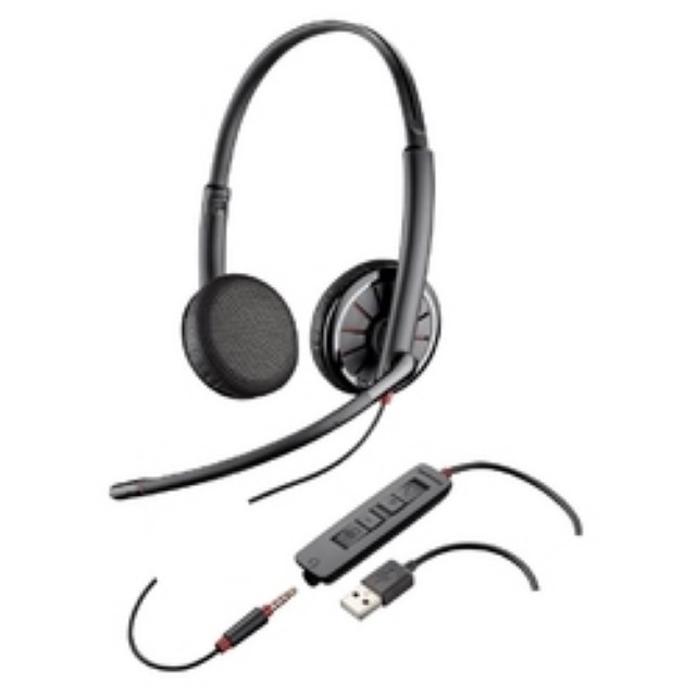 Plantronics Blackwire C325 - USB гарнитура