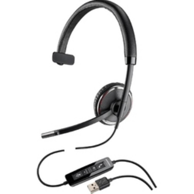 Plantronics Blackwire C510 - USB гарнитура