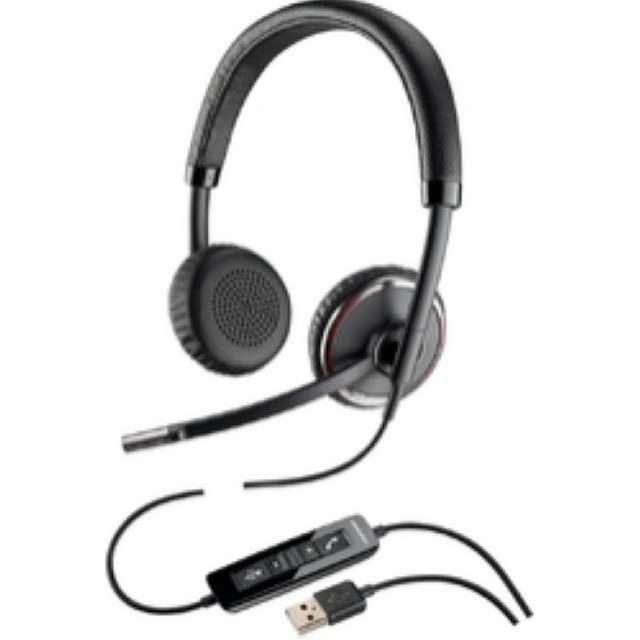 Plantronics Blackwire C520 - USB гарнитура