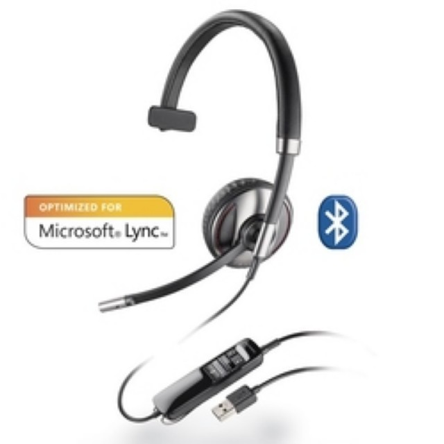 Plantronics Blackwire C710M - USB и Bluetooth гарнитура для UC и Microsoft Lync