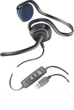 Plantronics .Audio 648  - Гарнитура для компьютера, USB, Mac, Windows, DSP