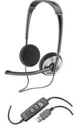 Plantronics .Audio 478 - USB-гарнитура для компьютера, USB, DSP